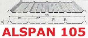 Atap Alspan 105