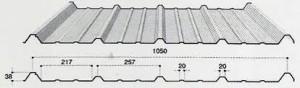 ALSPAN 1050 MM