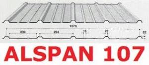 Atap Alspan 107