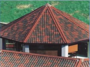 Atap Bitumen Onduvilla Aplikasi