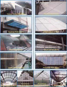 Atap Sunloid Aplikasi