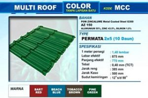 genteng-metal-multi-roof-color-permata