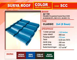 genteng-metal-surya-roof-color