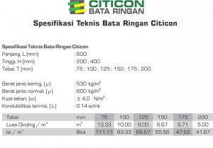 CITICON SPEK