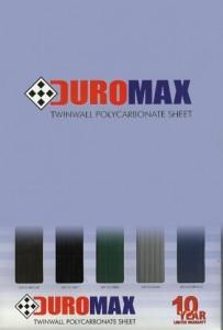 Atap Polycarbonate DUROMAX