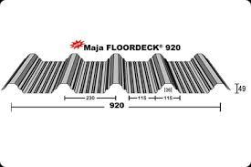 Maja Floordeck 920