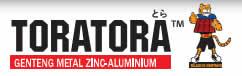 Genteng Metal TORATORA