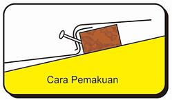 Genteng Metal Batik Pemasangan 1