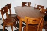 Desain Meja Makan Supaya Pas Dengan Ruangan
